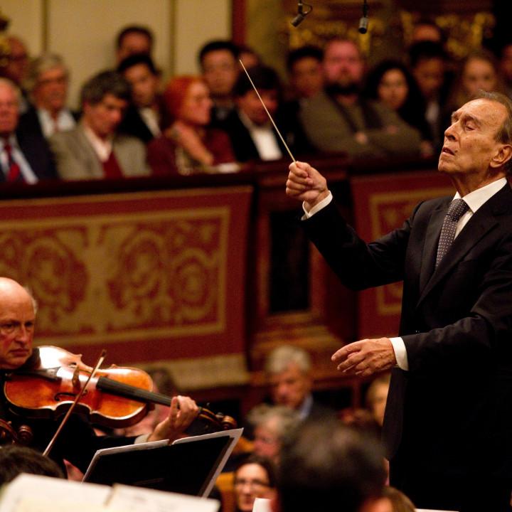Claudio Abbado, Orchestra Mozart (2012)