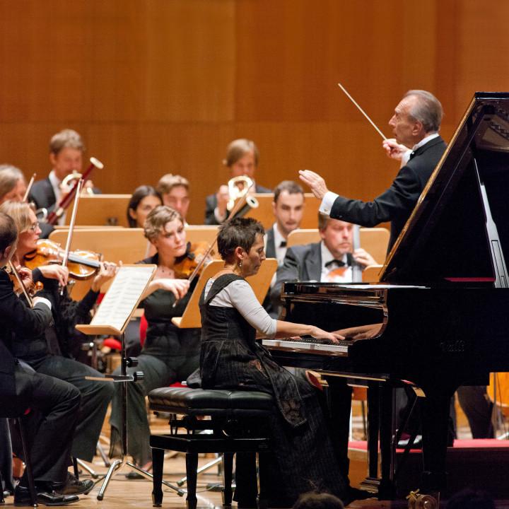 Claudio Abbado, Maria João Pires, Orchestra Mozart (2011)