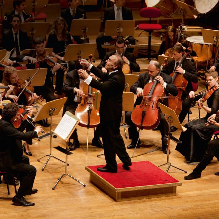 Claudio Abbado, Orchestra Mozart