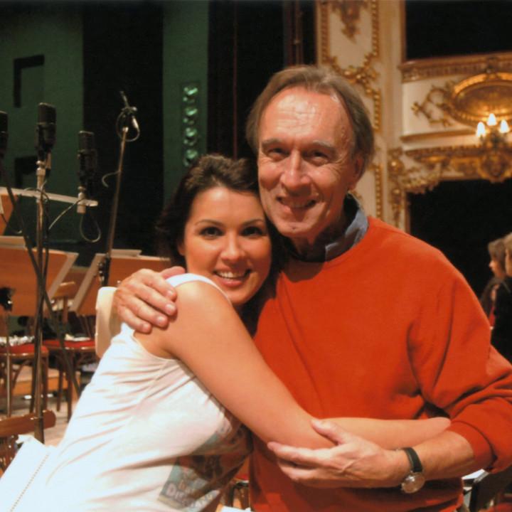 Anna Netrebko, Claudio Abbado (2004)