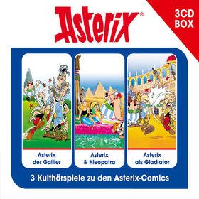 Asterix, Asterix - Hörspielbox, 00602517049826