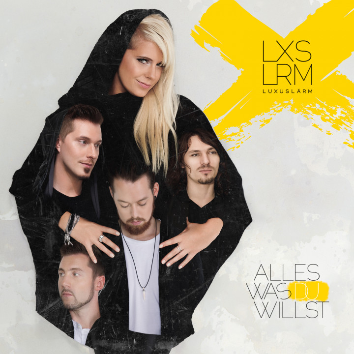 Luxuslärm neues Cover