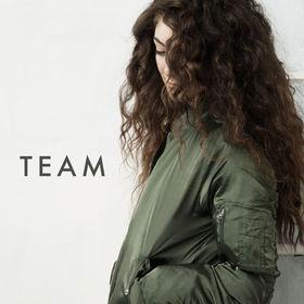 Lorde, Team, 00000000000000
