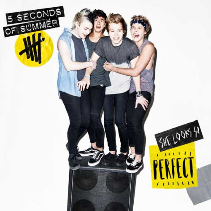 5 seconds of summer she looks so perfect