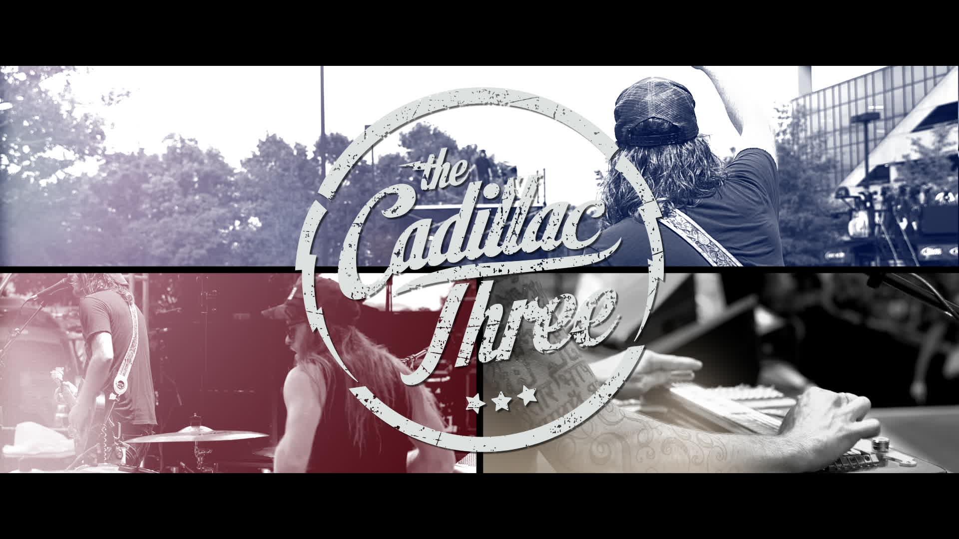 Cadillac Three The South
