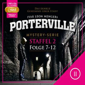 Porterville, Staffel 2: Folge 07-12 (mp3), 00602537463336