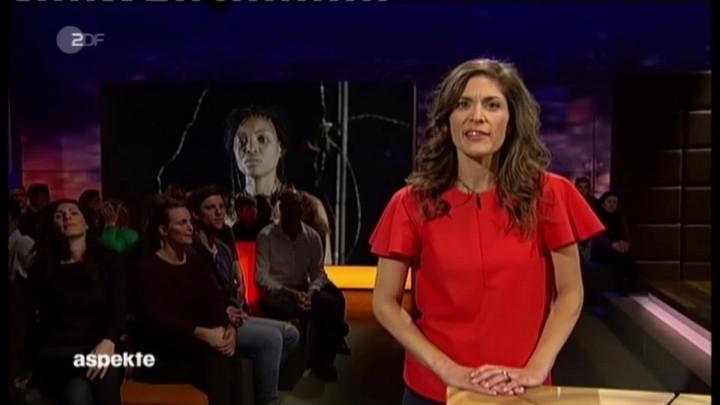 ZDF Aspekte mit Pumeza Matshikiza