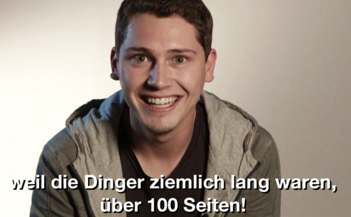 Cris Cab - Webisode 3 - Crazy Stuff und Ping Pong