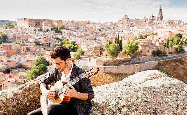 Milos Karadaglic, Spanischer Gitarrenzauber