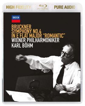 Karl Böhm, Böhm: Bruckner - Sinfonie Nr. 4 (Pure Audio), 00028947850267