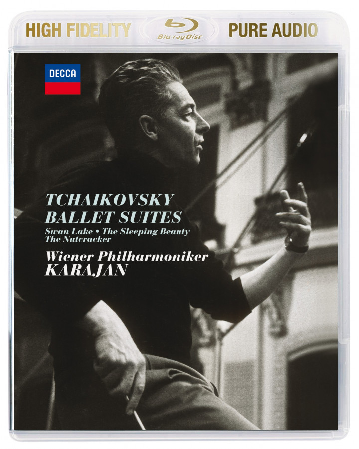 Karajan: Tschaikowski - Ballett Suiten (Pure Audio)