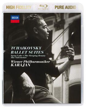 Herbert von Karajan, Karajan: Tschaikowski - Ballett Suiten (Pure Audio), 00028947850281