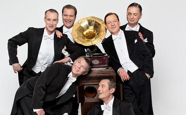Berlin Comedian Harmonists, Das Ensemble verschenkt ein Lied zum Valentinstag