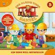 Der kleine Tiger Daniel, 03: Ein Dino will mitspielen, 00602537641970