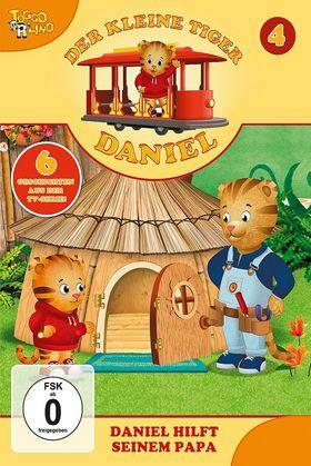 Der kleine Tiger Daniel, 04: Daniel hilft seinem Papa, 00602537739455
