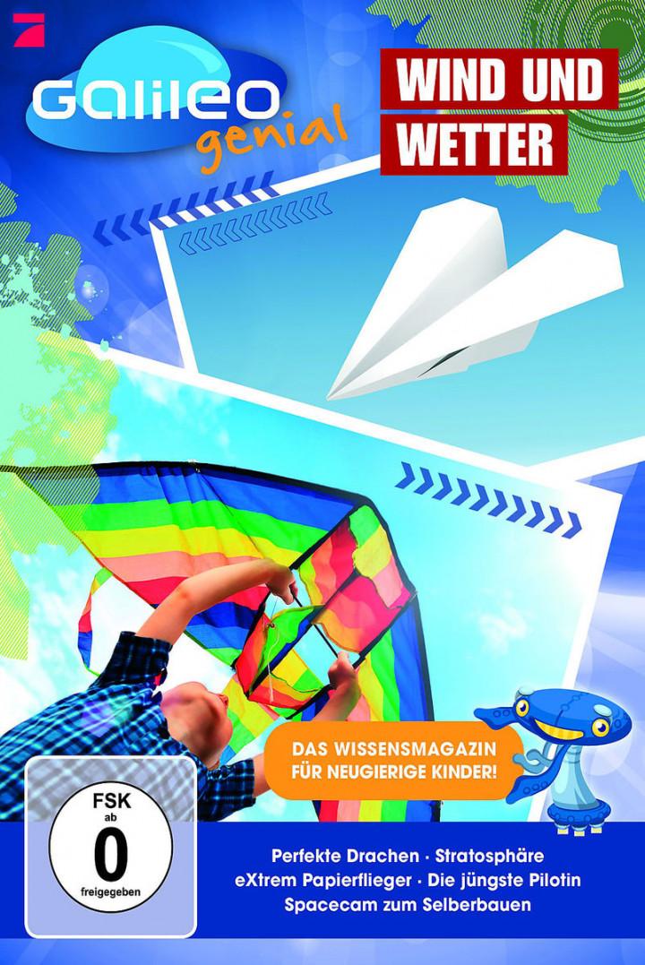 03: Wind und Wetter: Galileo genial - Die DVD zum TV-Wissensmagazin