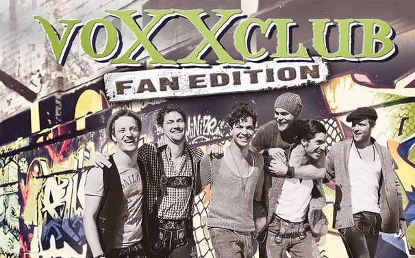 voXXclub, Die Fanediton von Alpin von voXXclub