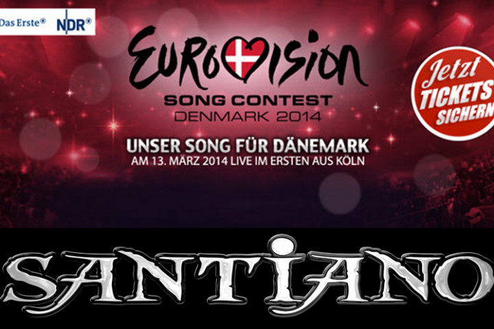 unser song für dänemark - santiano tickets