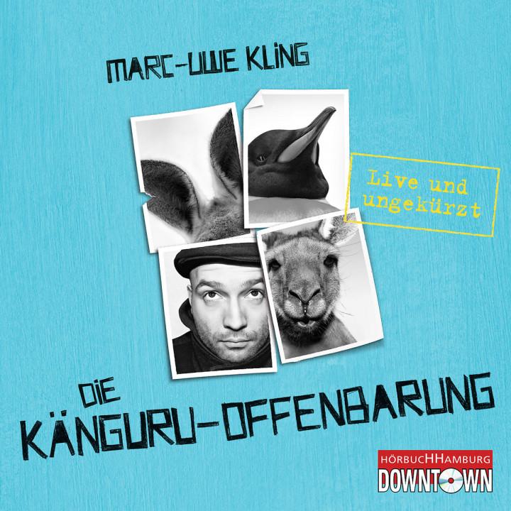 Die Känguru-Offenbarung (live und ungekürzt): Kling,Marc-Uwe