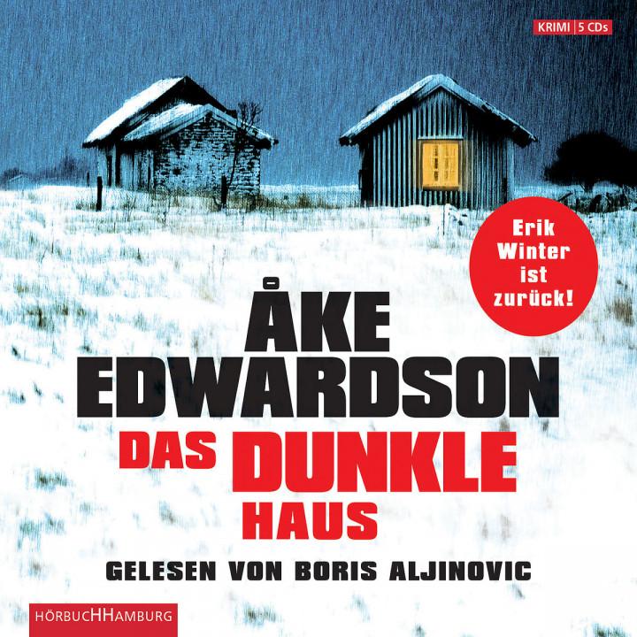 Ake Edwardson: Das dunkle Haus: Aljinovic,Boris