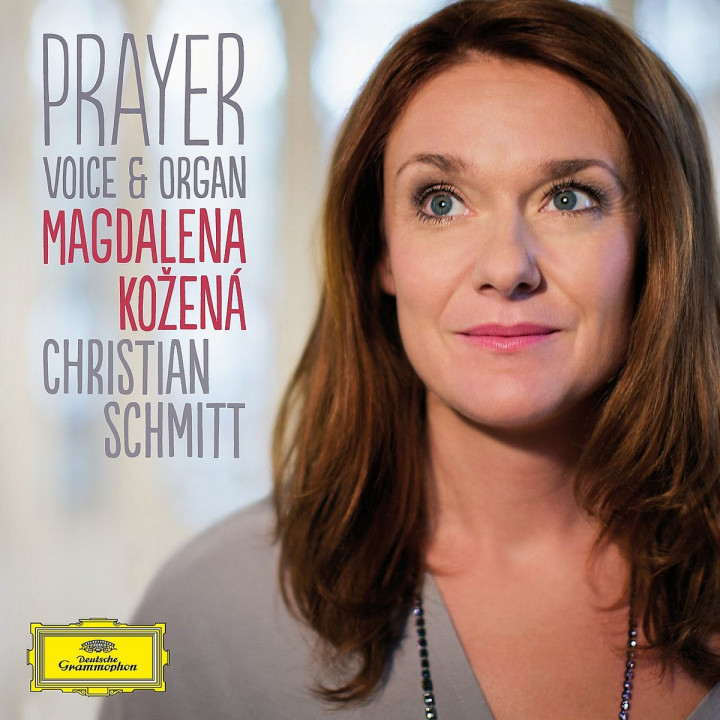 Prayer - Voice & Organ: Kozena,Magdalena/Schmitt,Christian
