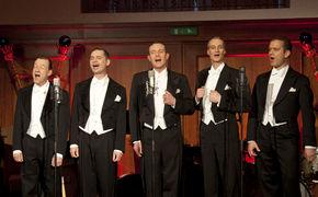 Berlin Comedian Harmonists, Die Berlin Comedian Harmonists bei Neuauflage der Adlon Swinging Sundays