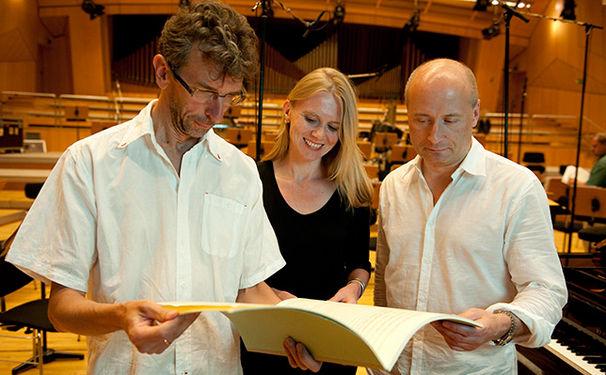 Erkki-Sven Tüür, Orchestrale Wucht