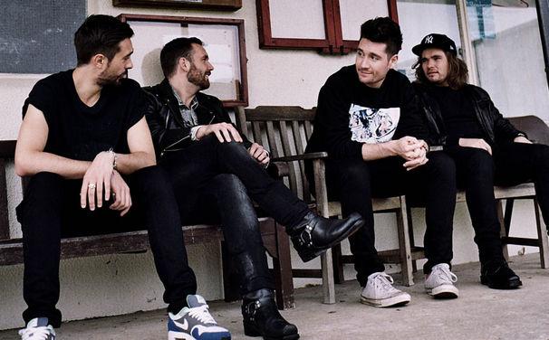 Bastille, 7. Juni 2015: Bastille spielen bei Rock am Ring 2015 - Ihr gewinnt die CDs All This Bad Blood und VS.