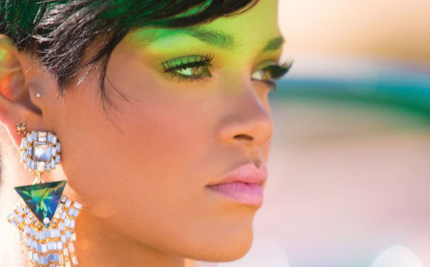 Rihanna, Der wohl berühmteste Fan der deutschen Elf: Rihanna kriegt nicht genug von Miro, Poldi und Co.