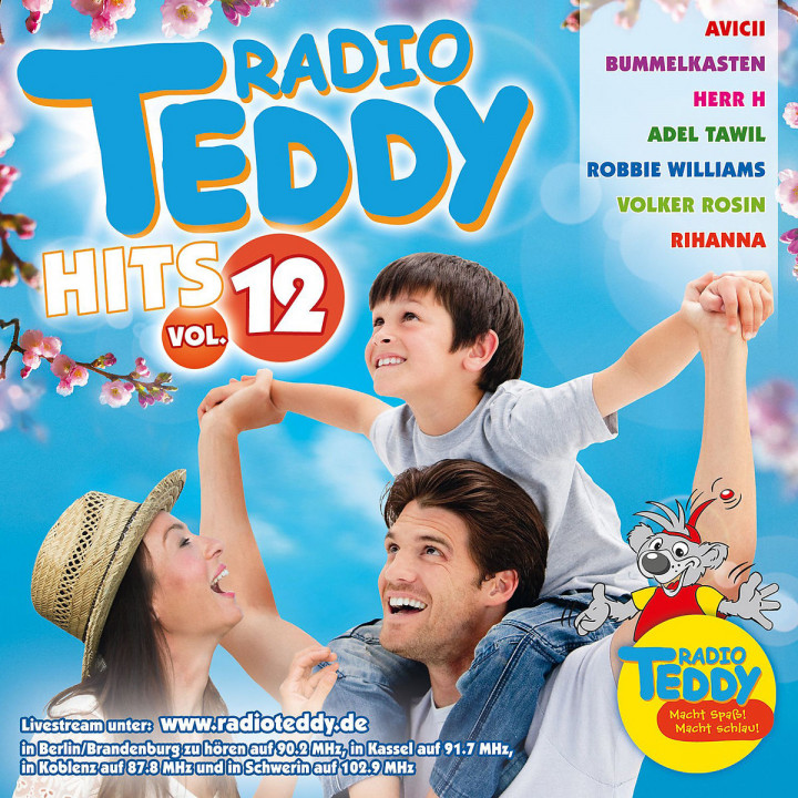 Radio TEDDY Hits Vol. 12: Various Artists
