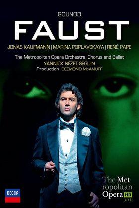 Jonas Kaufmann, Gounod: Faust, 00044007438114