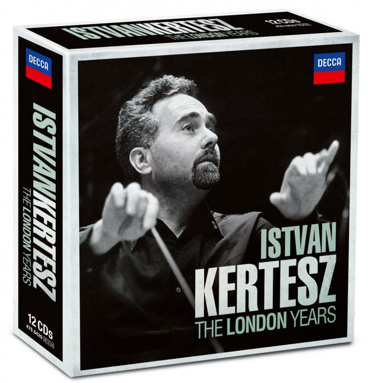 István Kertész - The London Years