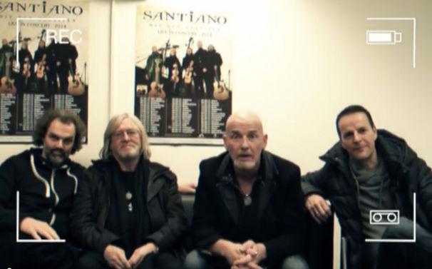 Santiano, Werde Teil der Santiano Crew!