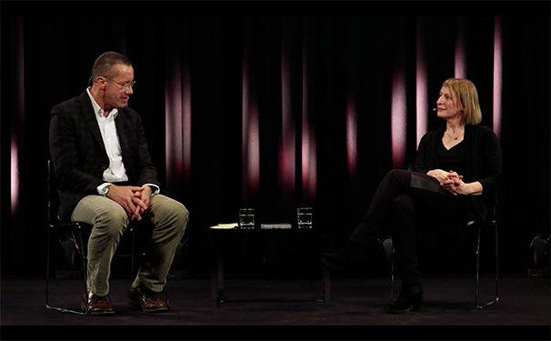 Dagmar Manzel, Dagmar Manzel im Gespräch über die Musik von Friedrich Hollaender