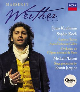 Jonas Kaufmann, Massenet: Werther, 00044007438268