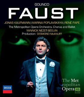 Jonas Kaufmann, Gounod: Faust, 00044007438121