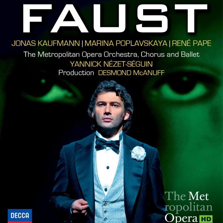 Jonas Kaufmann Faust Blu-ray
