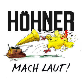 Höhner, Mach laut!, 00602537461233