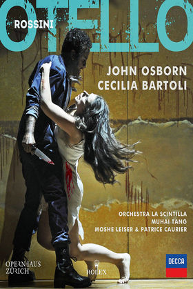 Cecilia Bartoli, Rossini: Otello, 00044007438657