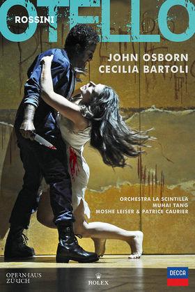 Cecilia Bartoli, Rossini: Otello, 00044007438633