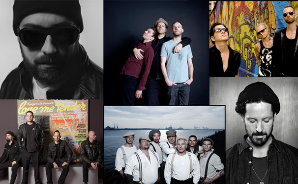 Placebo, Echo 2014: Diese Vertigo / Capitol Künstler sind nominiert