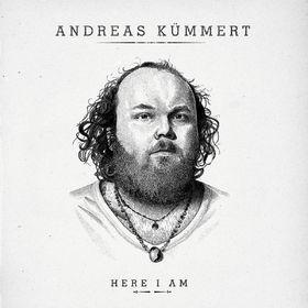 Andreas Kümmert, Here I Am, 00602537704835