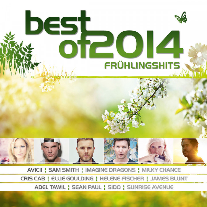 Best Of 2014 - Frühlingshits: Various Artists