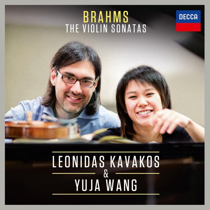 Brahms Violinsonaten: Kavakos,Leonidas/Wang Yuja