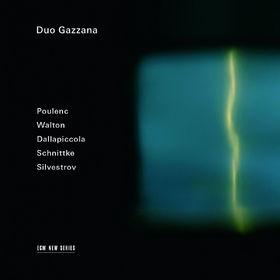 Duo Gazzana, Schnittke / Poulenc / Silvestrov / Walton / Dallapiccola, 00028948108947