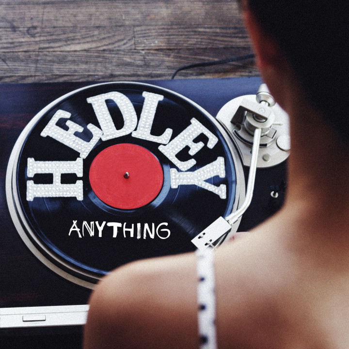 Hedley Anything Cover Single