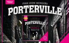 Porterville, Porterville Staffel 2 – Folge 07-12 ab 09.05.2014 als mp3-CDs und Download