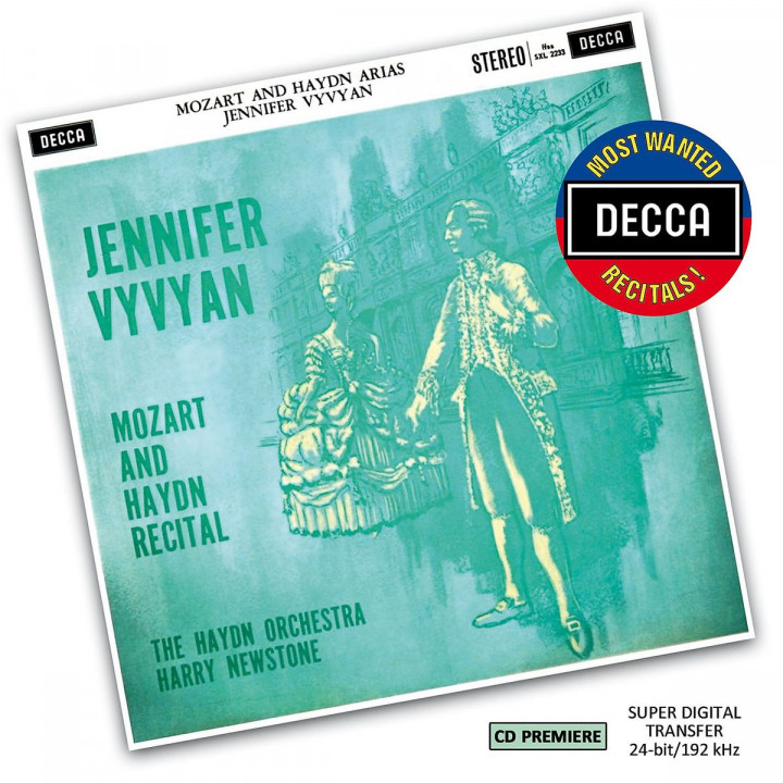 Mozart and Haydn Recital (DMWR): Vyvyan,Jennifer