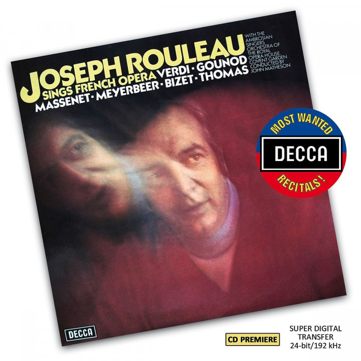 Rouleau Sings French Opera (DMWR): Rouleau,Joseph
