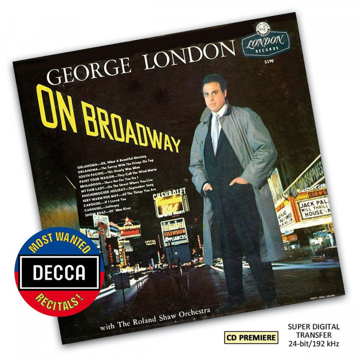 George London on Broadway (DMWR): London,George